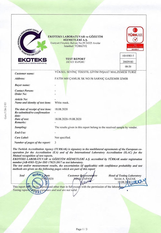Certificate-Ekoteks-Test-Report-II-1